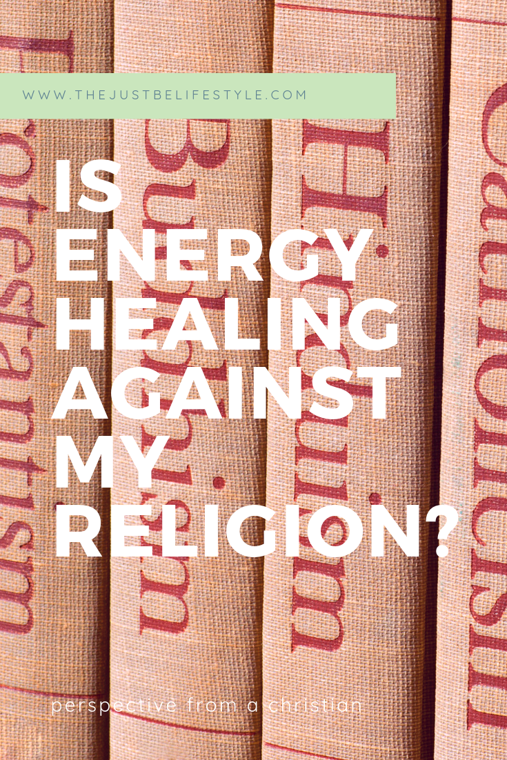 is energy healing against my religion
