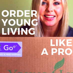 Order Young Living like a Pro
