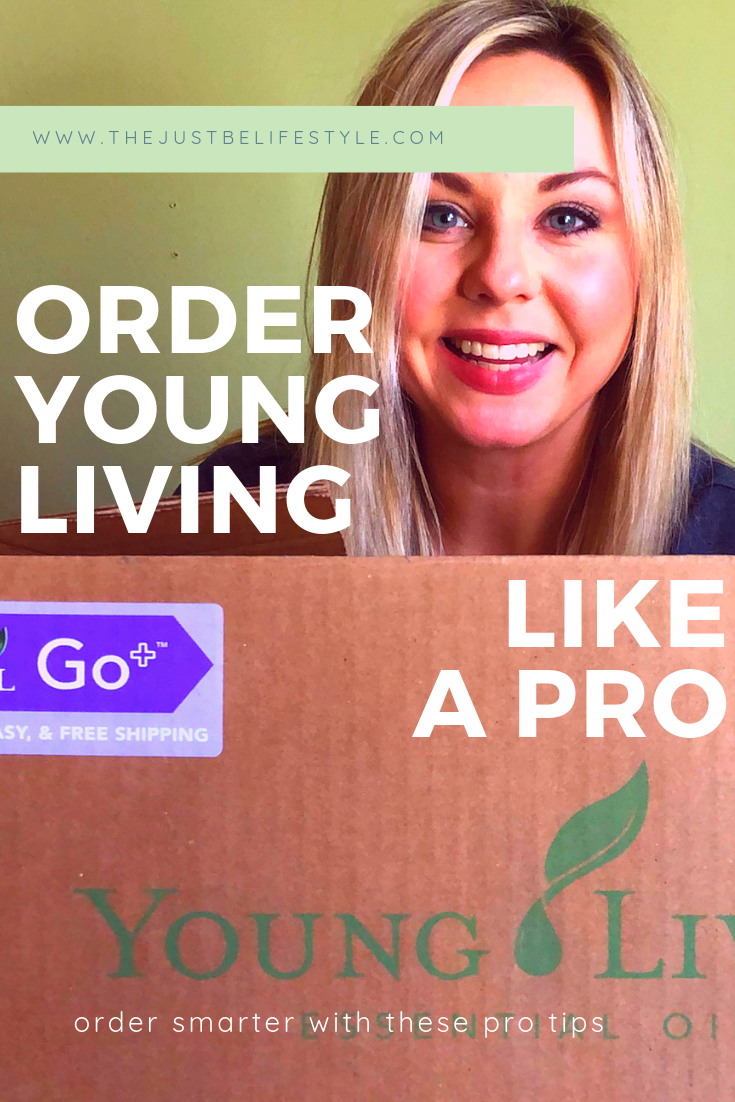 order young living like a pro blog image