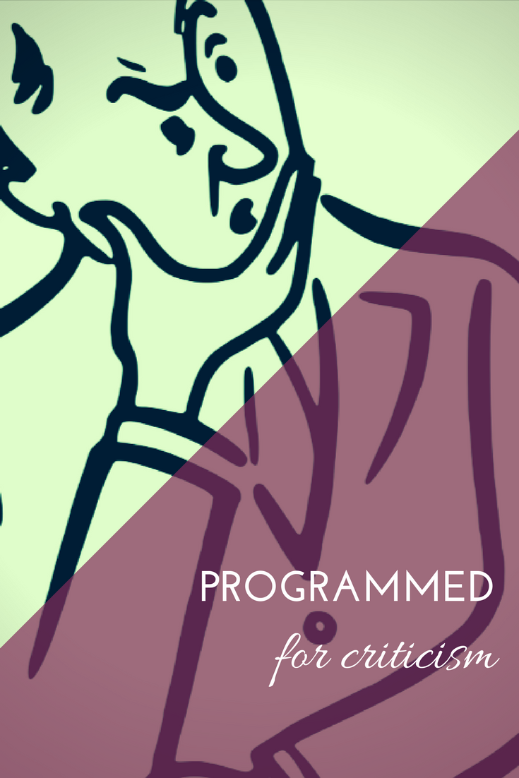 programmed for criticism image
