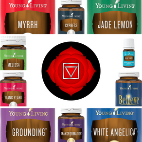 Essential Oils for Your Root Chakra
