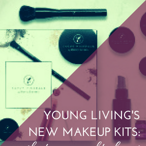 Young Living's New Makeup Kits: What You Need to Know