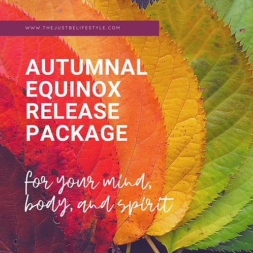 Autumnal Equinox Release Package