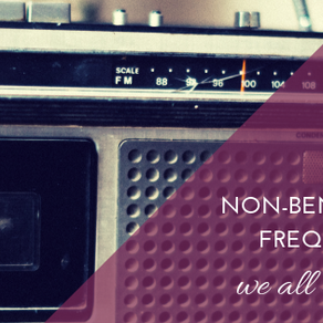 Non-Beneficial Frequencies: We All Have 'Em
