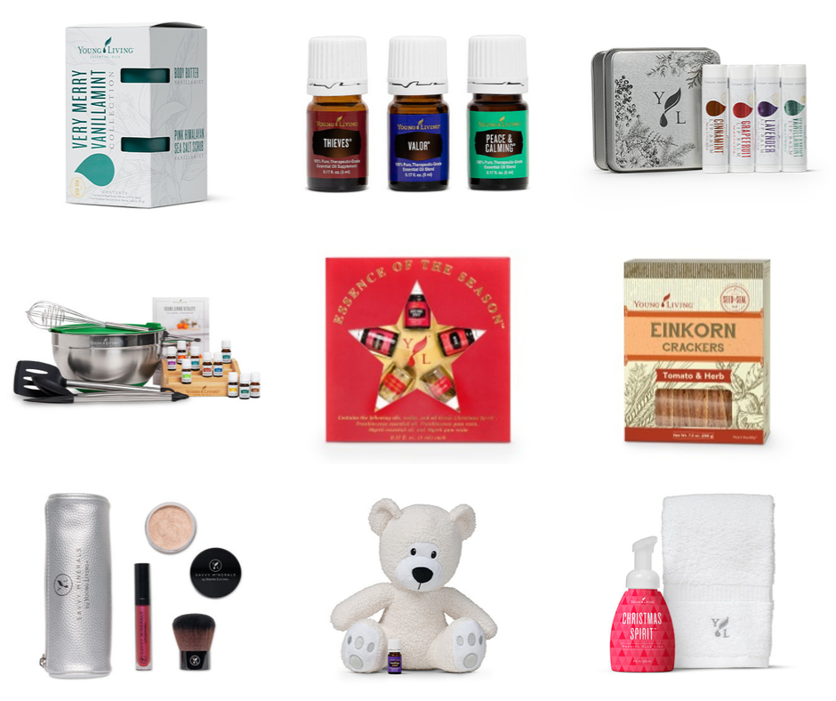 2019 young living holiday catalog items