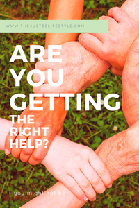 are you getting the right help blog image