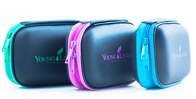 young living 10-oil carrying cases