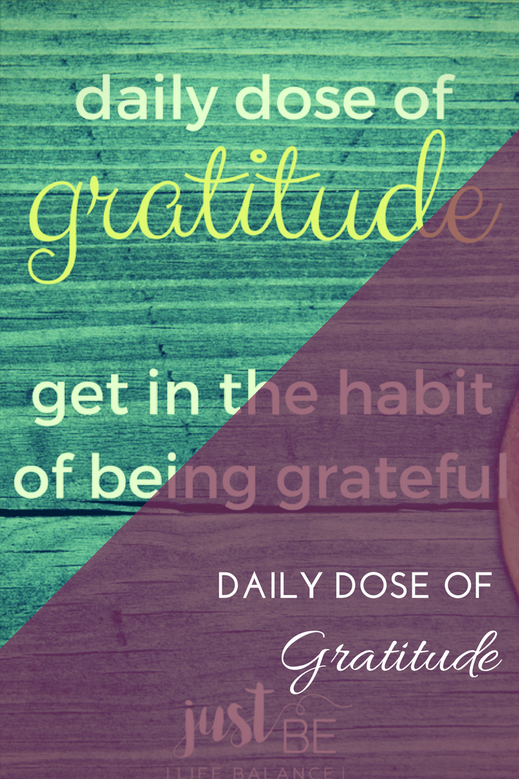 daily dose of gratitude blog graphic