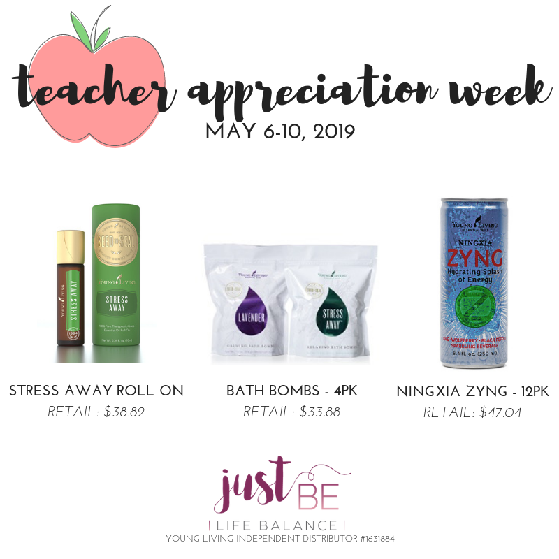 teacher appreciation week
