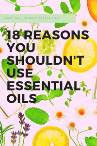 reasons you shouldnt use essential oils image