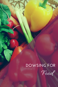 dowsing for food image