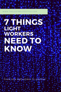 things lightworkers should know