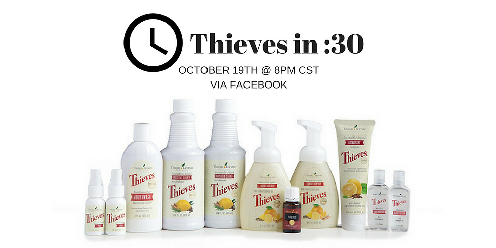 Thieves in :30