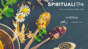 SpiritualiTEA: A Virtual Community for Personal Growth