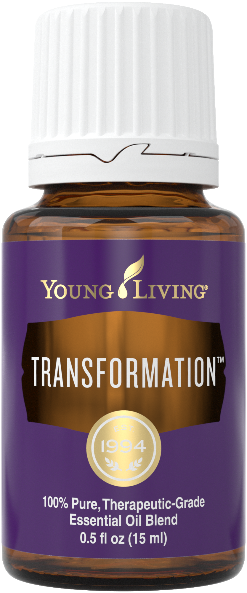 transformation essential oil blend