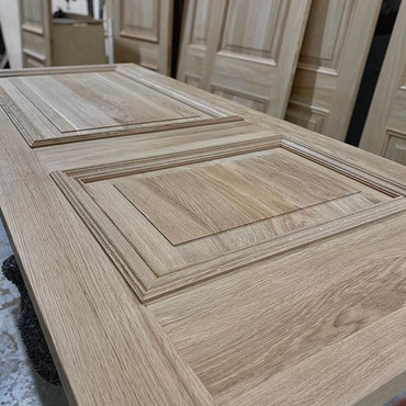 Solid European Oak Doors
