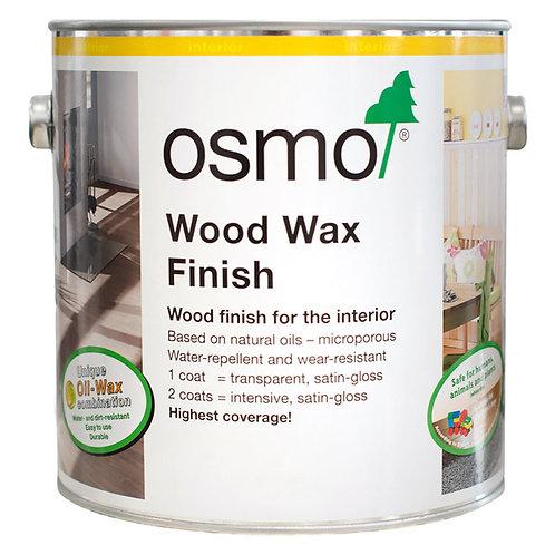 Osmo Wood Wax Finish White 3111