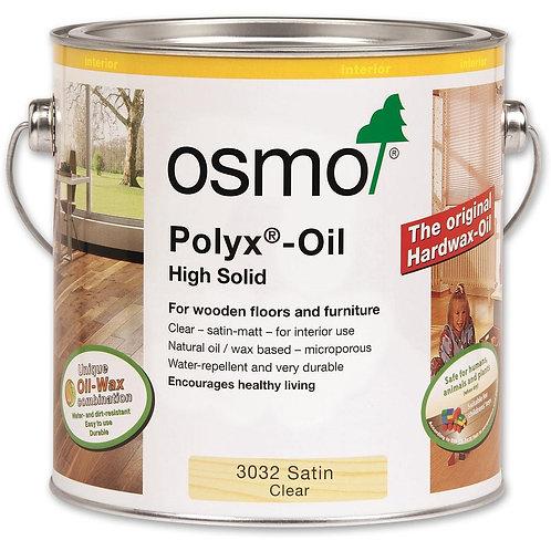 Osmo Polyx®-Oil Original Clear Satin 3032