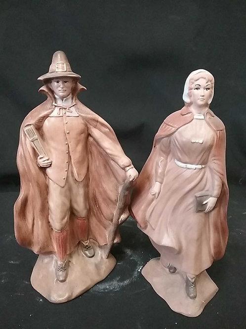 Pilgram couple