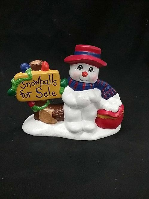 snowballs for sale snowman