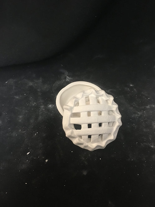 Small pie jar