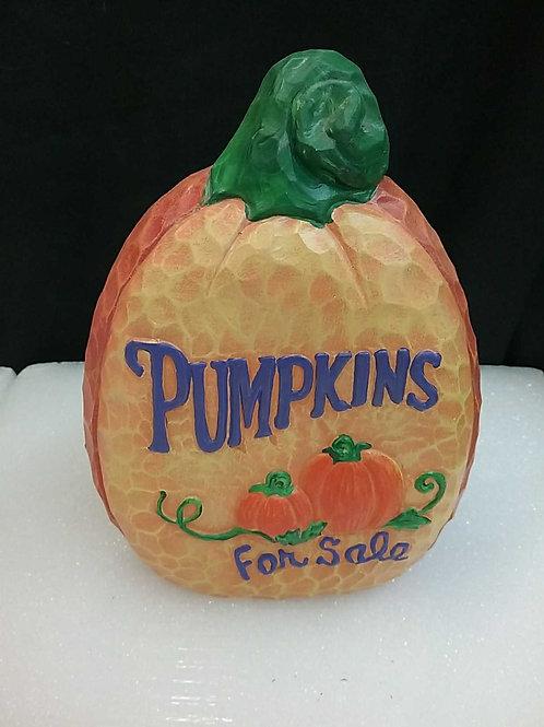 Sm pumpkin for sale