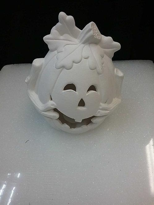 Laughing pumpkin large