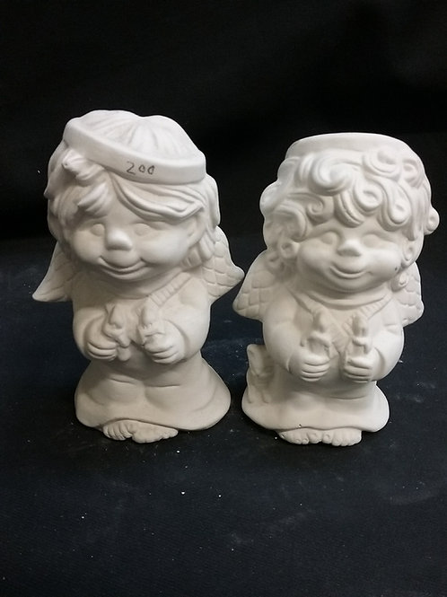 Cute angels set of 2