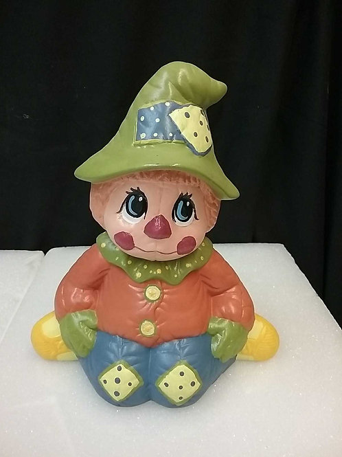 Quilted scarecrow