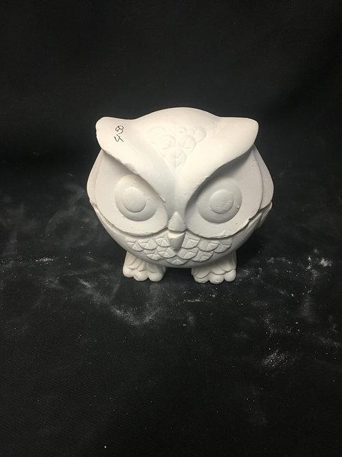 2 piece owl