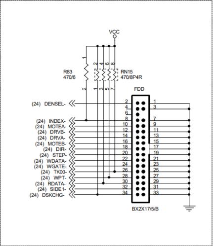 Esquema elétrico da Gigabyte GA-6OXT Rev. 1.0