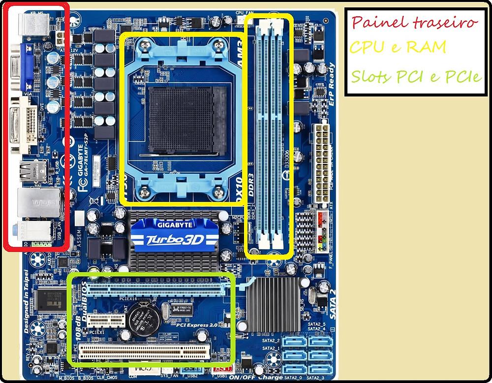 Formato da GigaByte GA-78LMT-S2