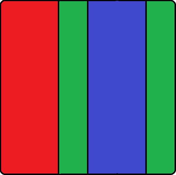 Filtro RGBG