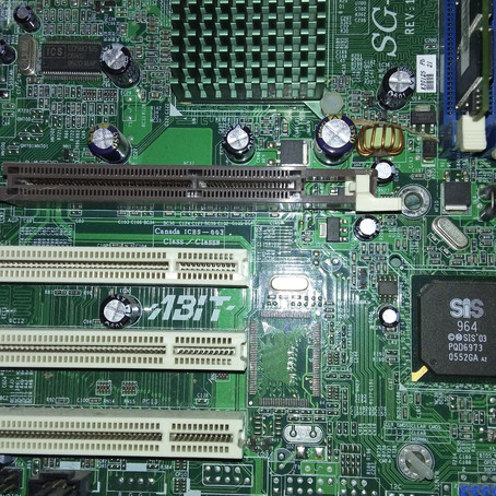 Hardware - O barramento PCI