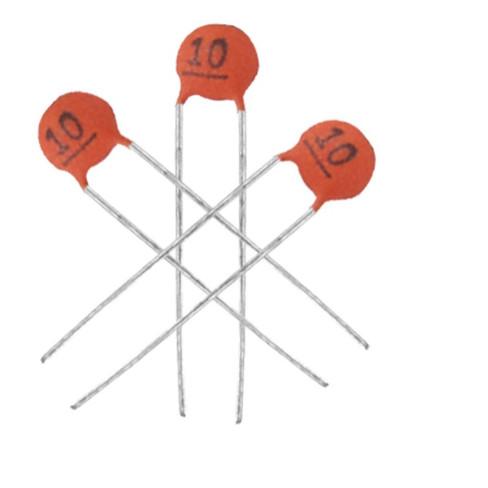 Cap. 2.4. Os Componentes: Capacitor de Cerâmica