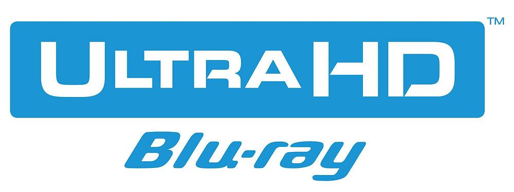 Logotipo do Blu-Ray 4K