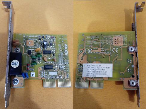 O Passado - Interface AMR, CNR, ACR e HDMR - Parte 1