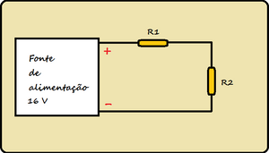 Resistores em série