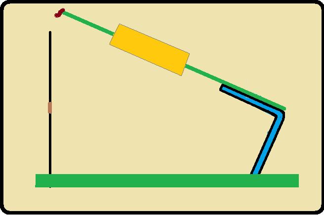 Fusistor em ação
