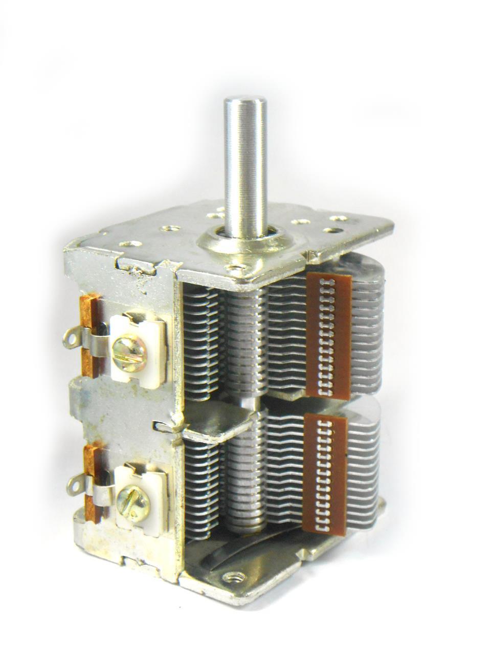 Capacitor variável