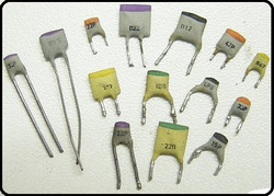 capacitores plate