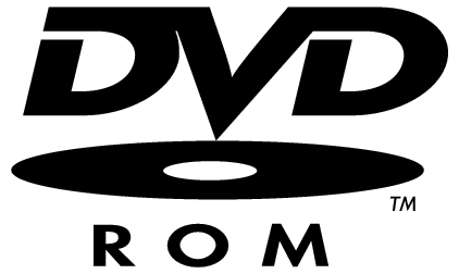 Logotipo do DVD-ROM