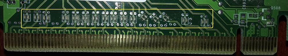 Placa de vídeo GeForce 6200CT