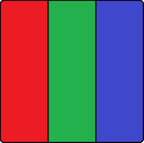 Óptica - Os filtros de cores