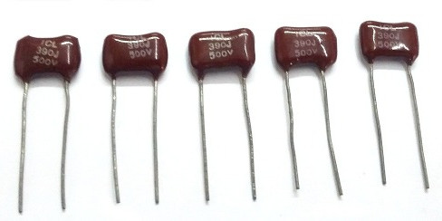 Cap. 2.6. Os componentes: Capacitor de Mica