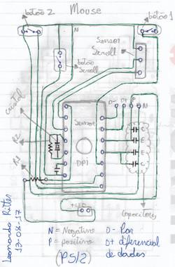 Mouse PS2 ColeTek