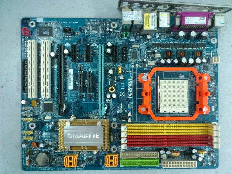 Gigabyte GA-M55SLI S4 Rev. 2.0