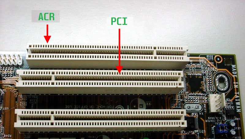 Slot ACR