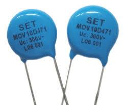 Cap. 1.4. Os componentes: Varistor