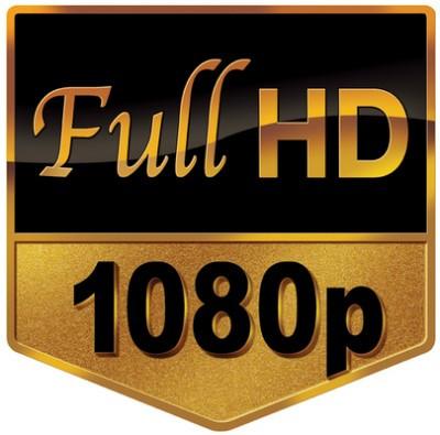 Selo do padrão Full HD